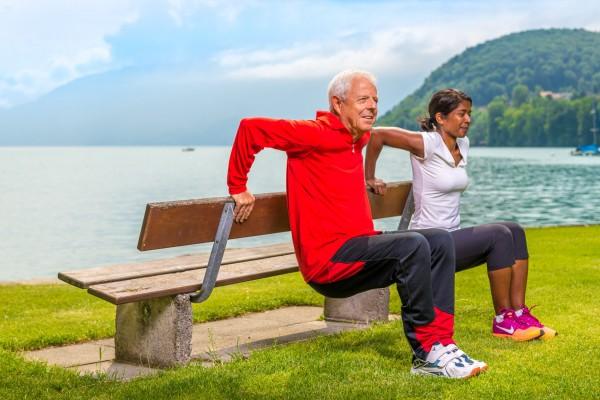 Bleibe Gesund und Fit im Alter und lasse dir von deinem Coach in Bern zeigen wie du in Bestform bleibst.
