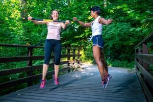 Lernen Sie Ihre Umgebung mit unseren Outdoor-Trainings kennen und erreichen Sie Ihre Personlichen Gesundheits- und Fitness Ziele.